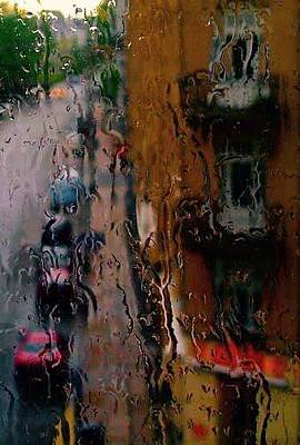 Photograph - Copenhagen Rain by Michael Canning