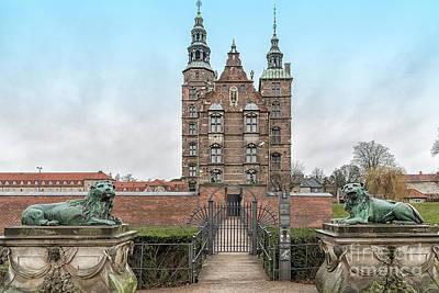 Rosenborg Photograph - Copenhagen Rosenborg Castle by Antony McAulay