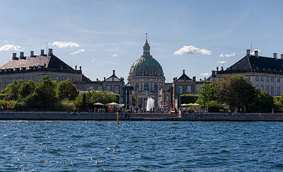 Photograph - Copenhagen Royal Palace by Nisah Cheatham
