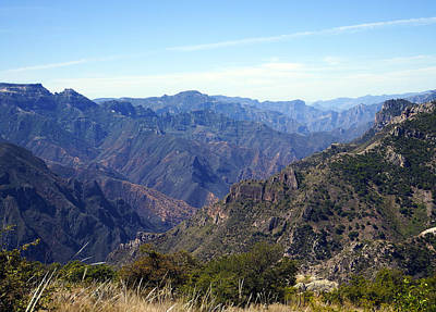 Photograph - Copper Canyon I by Kurt Van Wagner
