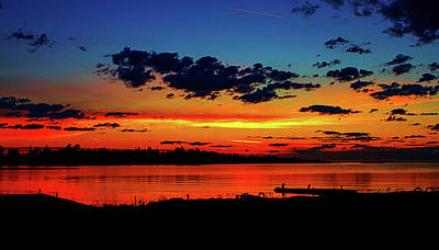 Photograph - Copper Dawn At Copper Harbor by Jeff Kurtz