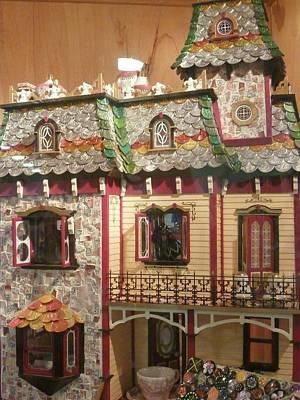 Copper Doll House Original