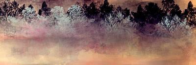 Digital Art - Copper Lake by Jessica Wright