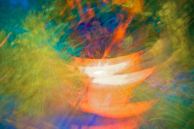 Copper Light Art Print by William Wetmore