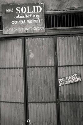 Photograph - Copra R Us by Jez C Self