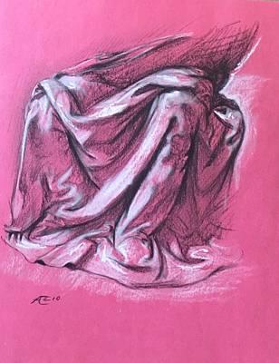 Drawing - Copy Of Leonardo by Alejandro Lopez-Tasso