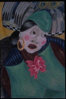 Coquette Original by Barbara Nesin