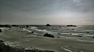 Photograph - Coquille Point Iv by Pacific Northwest Imagery