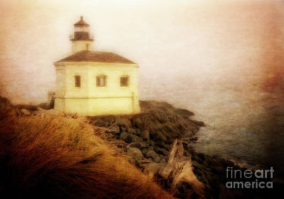 Photograph - Coquille River Lighthouse by Scott Kemper