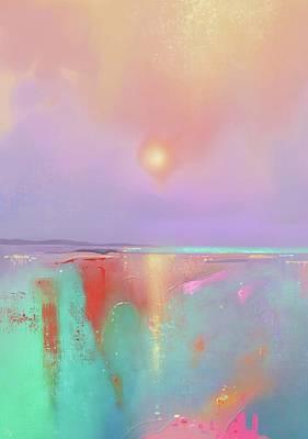 Painting - Coral Shores by Joe Gilronan