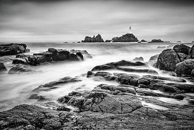 Photograph - Corbiere Mono by James Billings
