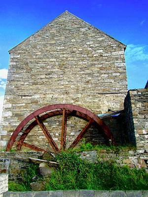 Photograph - Corcreggan's Mill by Stephanie Moore
