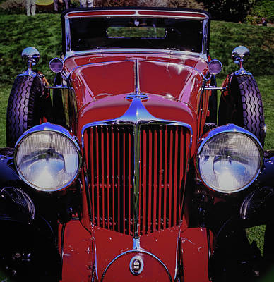 Photograph - Cord Coupe by Samuel M Purvis III