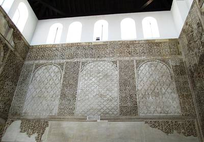 Photograph - Cordoba 14th Century Synagogue Wall II Jewish Quarter Spain by John Shiron