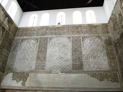 Photograph - Cordoba 14th Century Synagogue Wall Jewish Quarter Spain by John Shiron