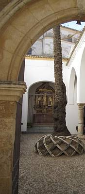 Photograph - Cordoba Ancient Arches II Spain by John Shiron