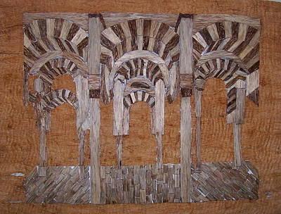 Cordoba Mezquita Art Print by Joedhi