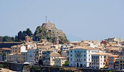 Photograph - Corfu Old Fortress by Robert Moss
