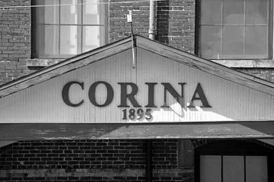 Photograph - Corina Cigar Factory 1895 by David Lee Thompson
