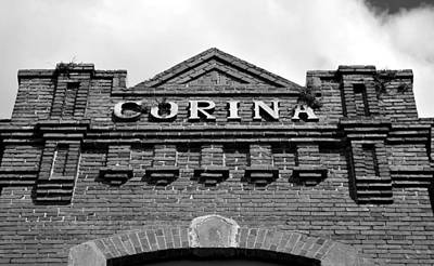 Cigar Factory Photograph - Corina Cigar Factory Tampa Florida by David Lee Thompson