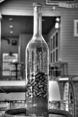 Photograph - Cork Bottle Grand by Richard J Cassato