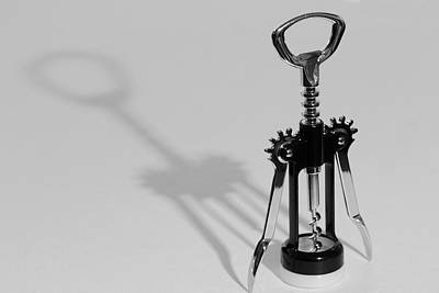 Photograph - Corkscrew Casting A Shadow by Ron Grafe