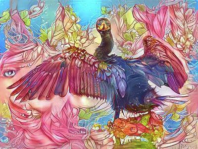Photograph - Bird Art 6280-113017-1cr by Tam Ryan