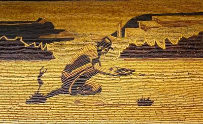 Folkart Photograph - Corn Art At Corn Palace 03 by Art Spectrum