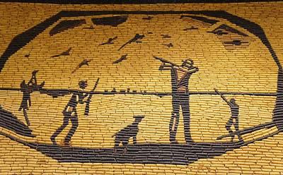 Mural Photograph - Corn Art At Corn Palace 04 by Art Spectrum