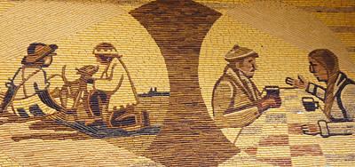 Folkart Photograph - Corn Art At Corn Palace 05 by Art Spectrum