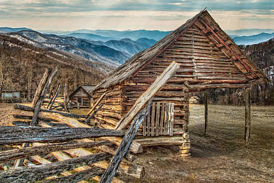Pittsburgh According To Ron Magnes - Corn crib 2 by Bobby  Hicks