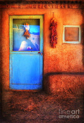 Photograph - Corn Maze Door by Craig J Satterlee