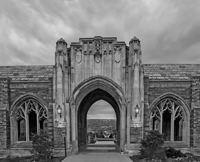 Cornell University Ithaca New York Print by Steven Michael