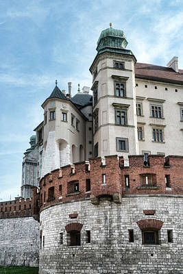 Photograph - Corner Castle by Sharon Popek