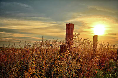 Photograph - Corner Post Sunrise 2 by Bonfire Photography
