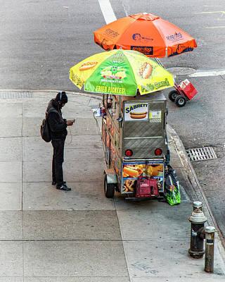 Photograph - Corner Snacks by Alan Raasch