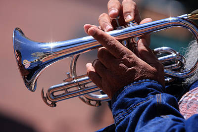Photograph - Cornet On Pearl Street by James BO  Insogna