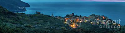 Photograph - Corniglia - Cinque Terre by Brian Jannsen