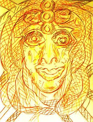 Cornilius-am Art Print
