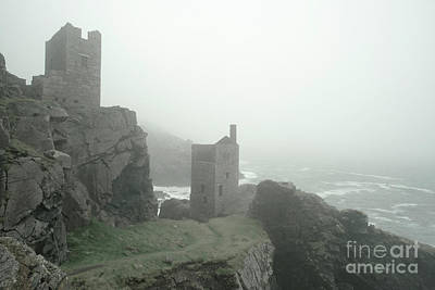 Granger Royalty Free Images - Cornish Mist Royalty-Free Image by Rob Hawkins