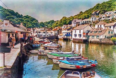 Photograph - Cornish Smuggler Jewel by Hanny Heim