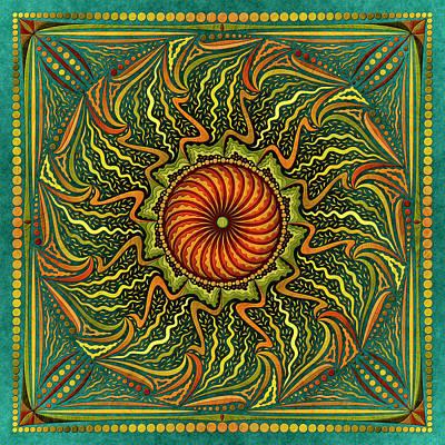 Digital Art - Cornucopia by Becky Titus