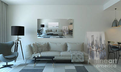 Photograph - Cornwall Interior Design by Terri Waters