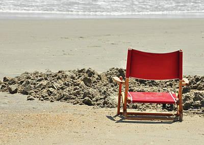 Photograph - Corolla Beach by JAMART Photography