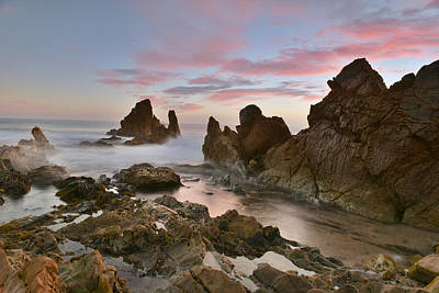 Photograph - Corona Del Mar by Dung Ma