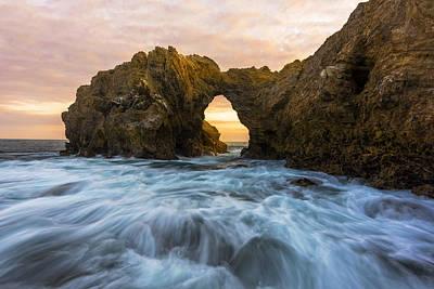 Photograph - Corona Del Mar by Dustin  LeFevre