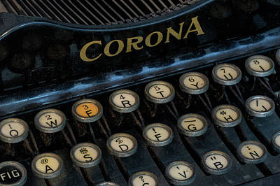 Photograph - Corona Keys by Denise Bush