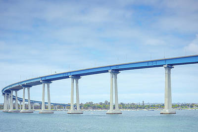 Photograph - Coronado Bridge by Hyuntae Kim