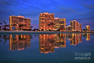 Coronado Glass Art Print