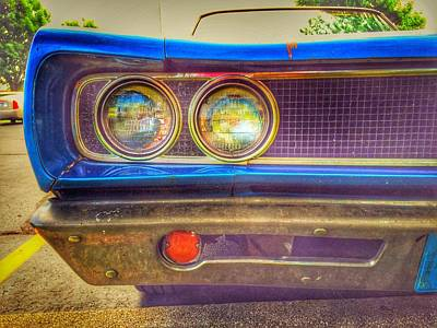 Photograph - Coronet 500 by Jame Hayes